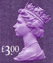 £3.00 Discount GB Postage Stamp (20% to 25% off)